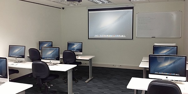 Training Room in Melbourne
